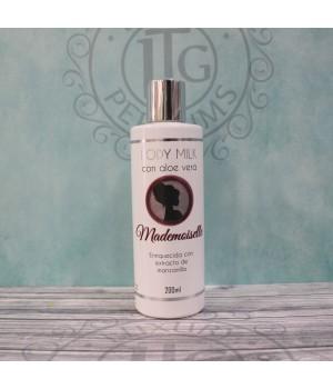 Body Milk Modemoiselle